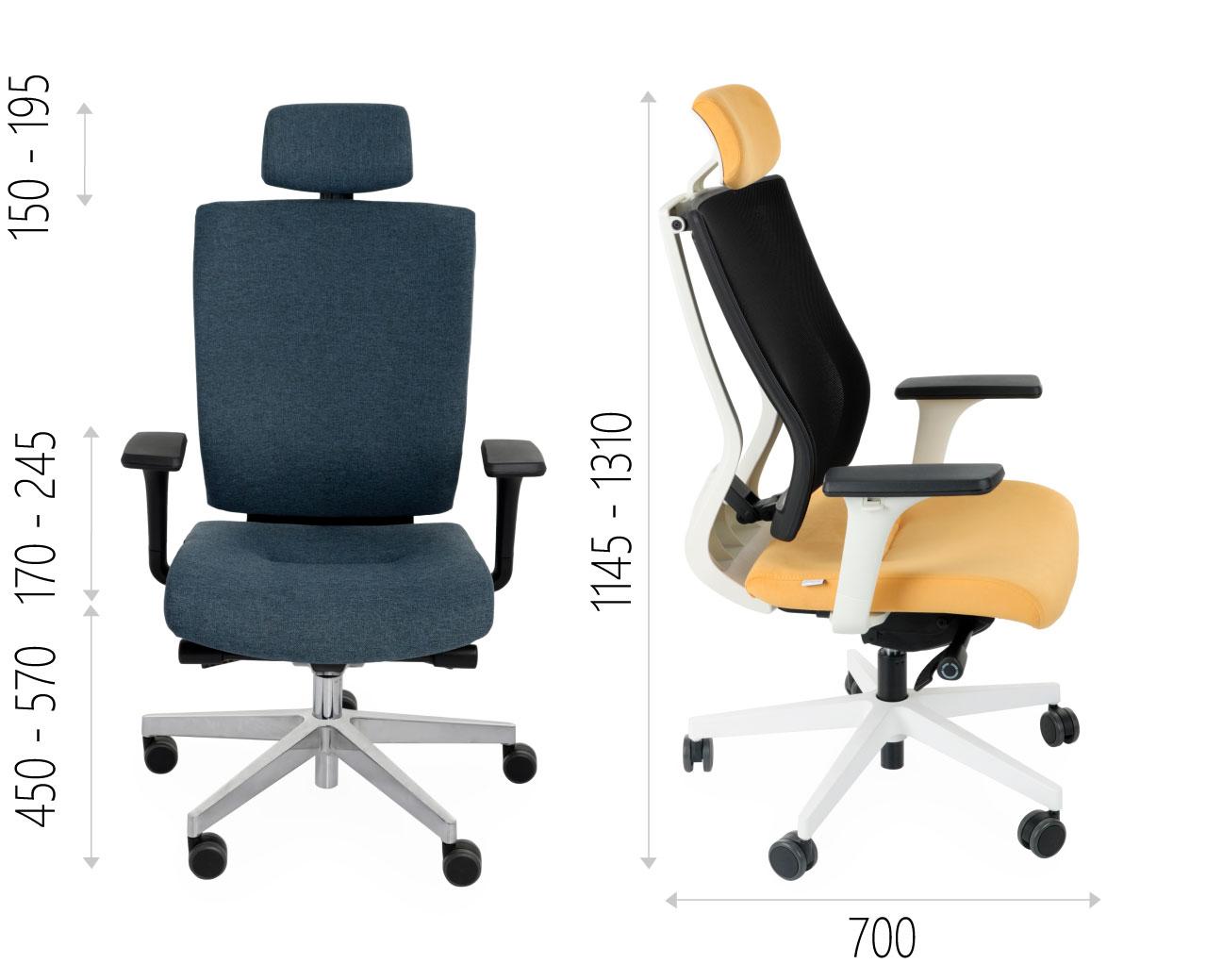 fotel do biura maxpro
