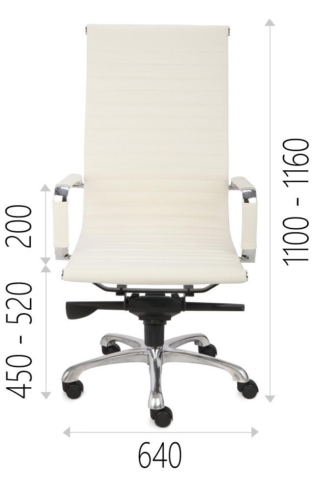 fotel gabinetowy next